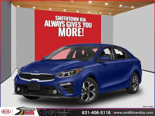 New 2019 Kia Forte S Sedan in St. James