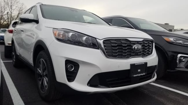 New 2019 Kia Sorento EX SUV in St. James
