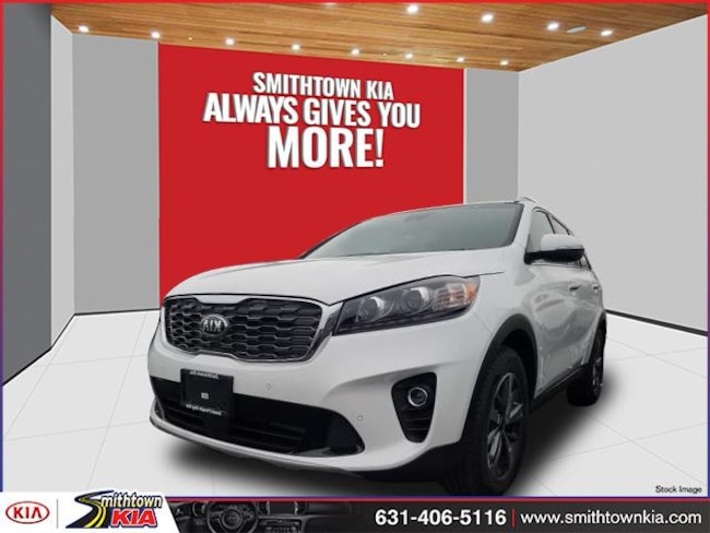 New 2019 Kia Sorento 3.3L EX SUV in St. James