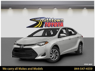 New 2017 Toyota Corolla LE Sedan