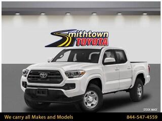 New 2019 Toyota Tacoma SR5 V6 Truck Double Cab
