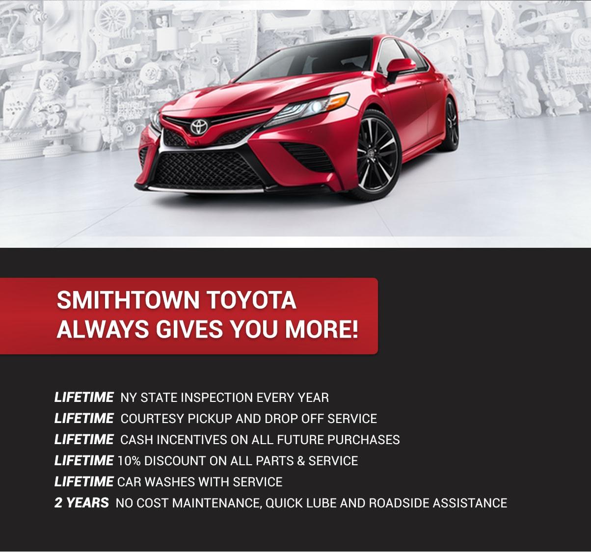 Queens Toyota Dealer: Toyota Camry Dealer Long Island NY