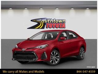 New 2017 Toyota Corolla SE Sedan