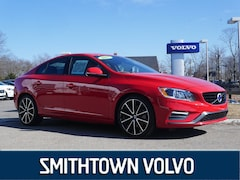 Used 2017 Volvo S60 T5 AWD Dynamic Sedan YV140MTL4H2426976 P16432 for sale in Smithtown