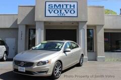 Pre-Owned 2016 Volvo S60 T5 Platinum Inscription Sedan for Sale in San Luis Obispo