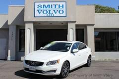 Pre-Owned 2016 Volvo S60 T5 Drive-E Inscription Sedan for Sale in San Luis Obispo