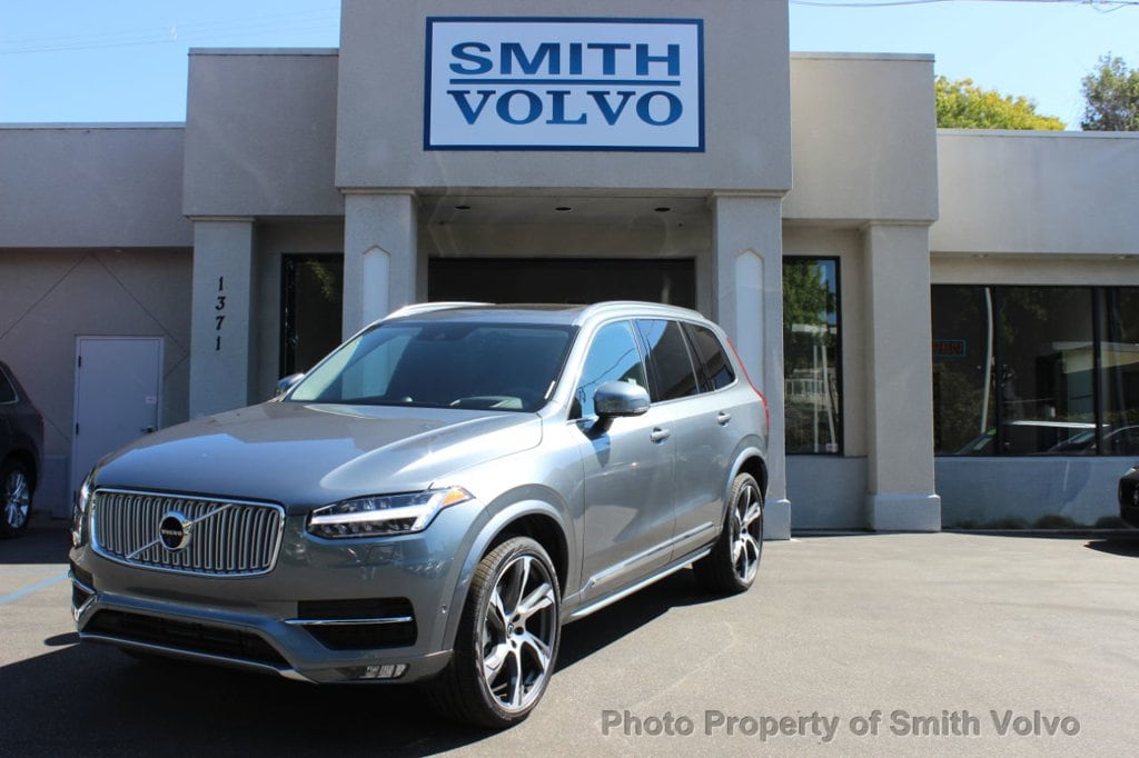 Featured New 2019 Volvo XC90 T6 Inscription SUV for sale in San Luis Obispo, CA