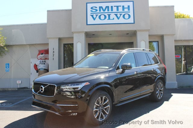 Featured New 2019 Volvo XC90 T6 Momentum SUV YV4A22PK1K1442281 for sale in San Luis Obispo, CA