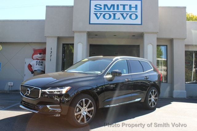 Featured New 2019 Volvo XC60 T5 Inscription SUV LYV102DL1KB231208 for sale in San Luis Obispo, CA