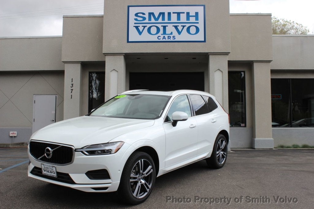 New 2019 Volvo Xc60 For Sale Lease In San Luis Obispo Ca Vin Lyv102dk7kb335788