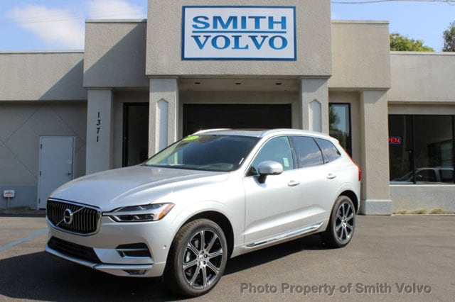 Featured New 2019 Volvo XC60 T5 Inscription SUV for sale in San Luis Obispo, CA