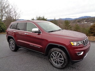 New 2019 Jeep Grand Cherokee LIMITED 4X4 Sport Utility for Sale in Cleveland GA