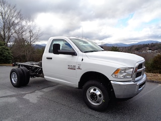 New 2018 Ram 3500 TRADESMAN CHASSIS REGULAR CAB 4X4 143.5 WB Regular Cab for Sale in Cleveland GA