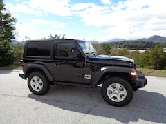 New 2018 Jeep Wrangler SPORT S 4X4 Sport Utility in Franklin, NC