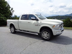 New 2018 Ram 2500 LARAMIE CREW CAB 4X4 6'4 BOX Crew Cab in Franklin, NC
