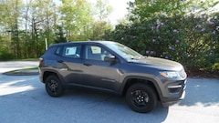 New 2018 Jeep Compass SPORT 4X4 Sport Utility in Franklin, NC