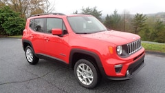 New 2019 Jeep Renegade LATITUDE 4X4 Sport Utility in Franklin, NC