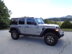 New 2018 Jeep Wrangler UNLIMITED RUBICON 4X4 Sport Utility in Franklin, NC