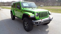 New 2019 Jeep Wrangler UNLIMITED RUBICON 4X4 Sport Utility in Franklin, NC