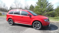 New 2018 Dodge Journey CROSSROAD AWD Sport Utility in Franklin, NC