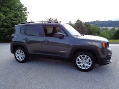 New 2018 Jeep Renegade LATITUDE 4X2 Sport Utility in Franklin, NC