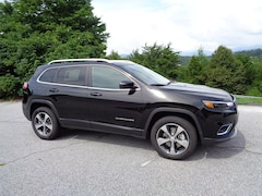 New 2019 Jeep Cherokee LIMITED 4X4 Sport Utility in Franklin, NC