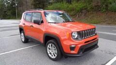 New 2019 Jeep Renegade SPORT 4X4 Sport Utility in Franklin, NC