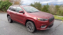 New 2019 Jeep Cherokee HIGH ALTITUDE 4X4 Sport Utility in Franklin, NC