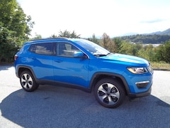 New 2019 Jeep Compass LATITUDE 4X4 Sport Utility in Franklin, NC