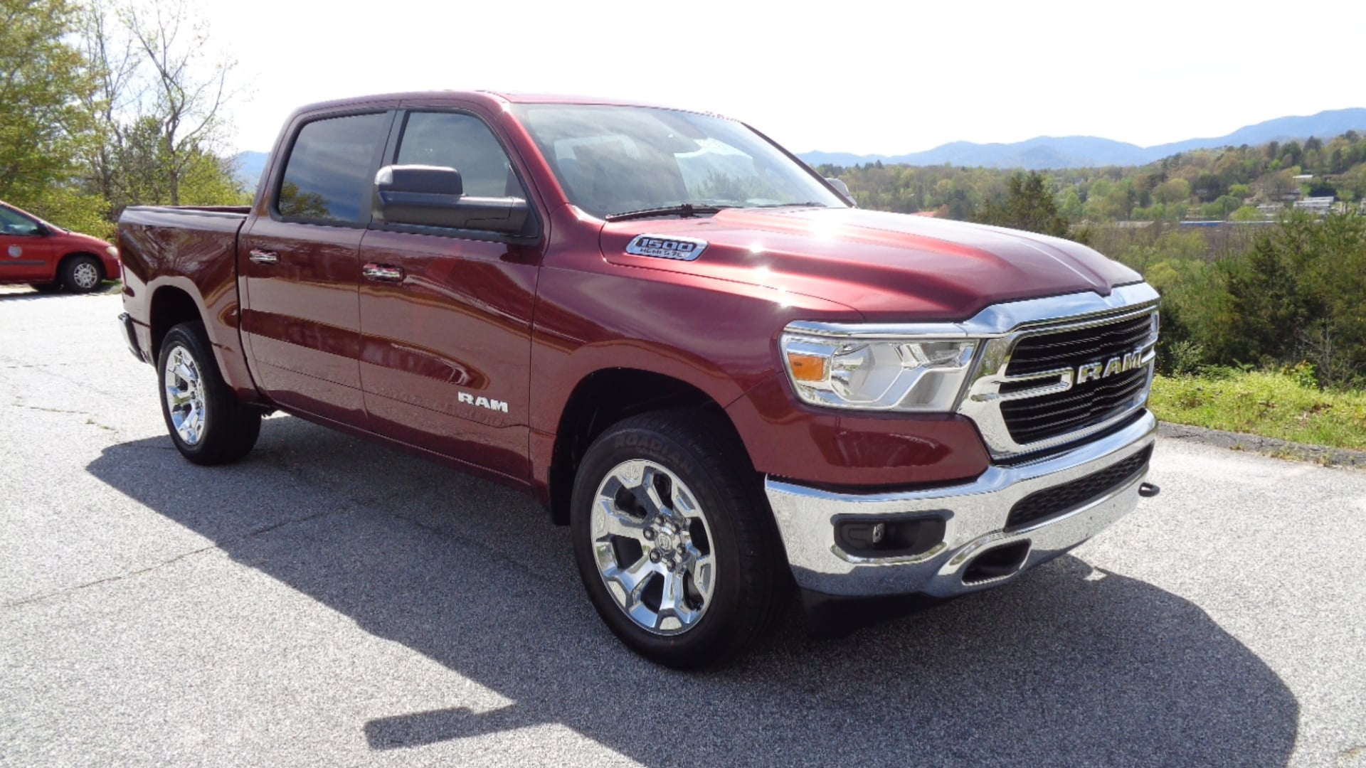 2019 Ram 1500 Big Horn/Lone Star 4x4 Crew Cab 57 Box