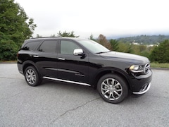 New 2018 Dodge Durango CITADEL ANODIZED PLATINUM AWD Sport Utility in Franklin, NC