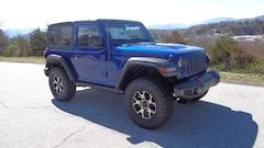 New 2019 Jeep Wrangler RUBICON 4X4 Sport Utility in Franklin, NC