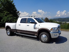 New 2018 Ram 3500 LARAMIE MEGA CAB 4X4 6'4 BOX Mega Cab in Franklin, NC