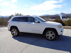 New 2019 Jeep Grand Cherokee Limited Sport Utility in Franklin, NC