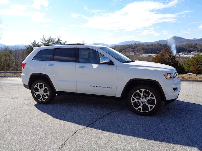 New 2019 Jeep Grand Cherokee Limited Sport Utility Franklin