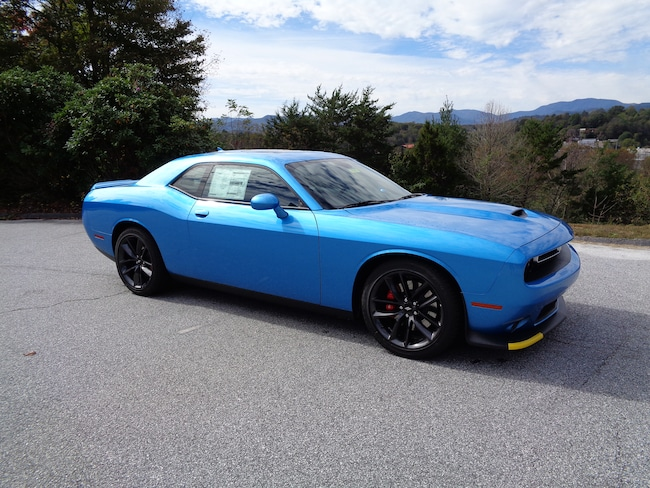 New 2019 Dodge Challenger GT Coupe Franklin