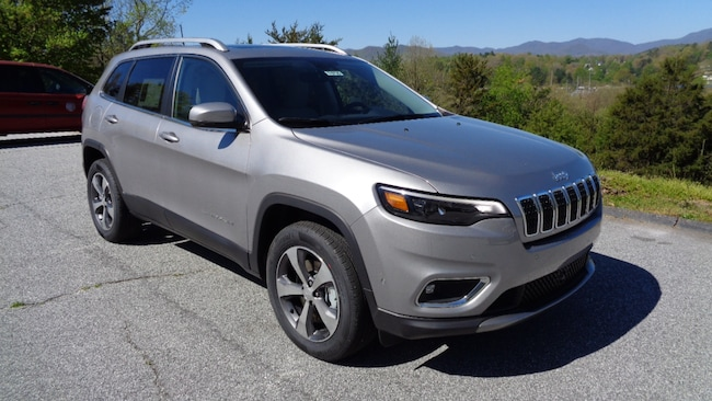 New 2019 Jeep Cherokee Limited Sport Utility Franklin