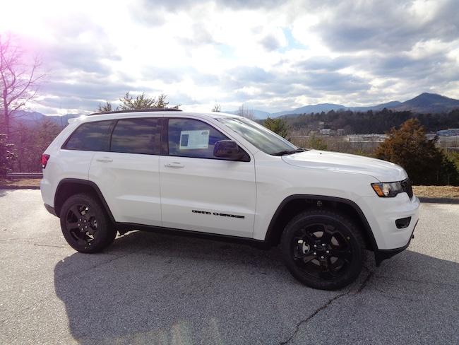 New 2019 Jeep Grand Cherokee UPLAND 4X4 Sport Utility Franklin