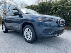 New 2020 Jeep Cherokee LATITUDE 4X4 Sport Utility in Franklin, NC