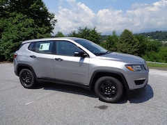 New 2018 Jeep Compass SPORT FWD Sport Utility in Franklin, NC