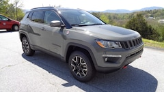 New 2019 Jeep Compass TRAILHAWK 4X4 Sport Utility in Franklin, NC