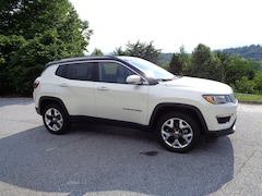 New 2018 Jeep Compass LIMITED 4X4 Sport Utility in Franklin, NC