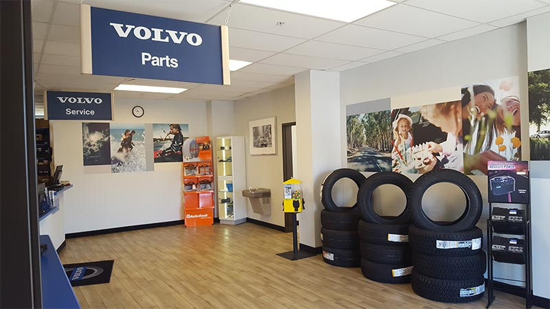 Smolich Volvo Service and Parts