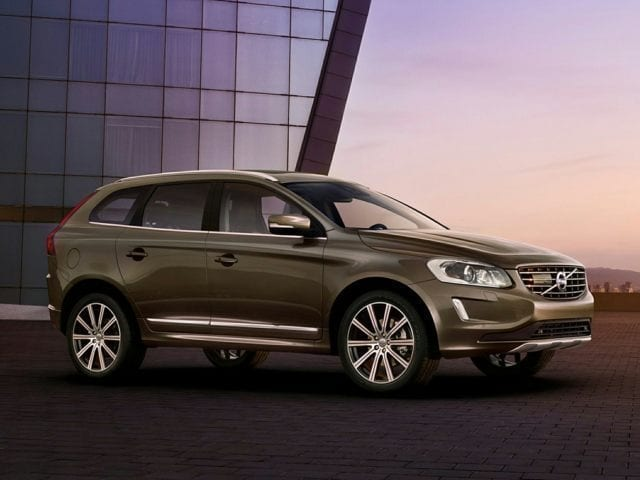 New Volvo Xc60 In Bend Compare To Audi Q5 Bmw X3