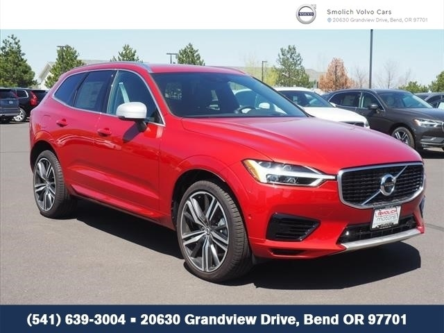 Featured new 2019 Volvo XC60 Hybrid T8 R-Design SUV for sale in Bend, OR