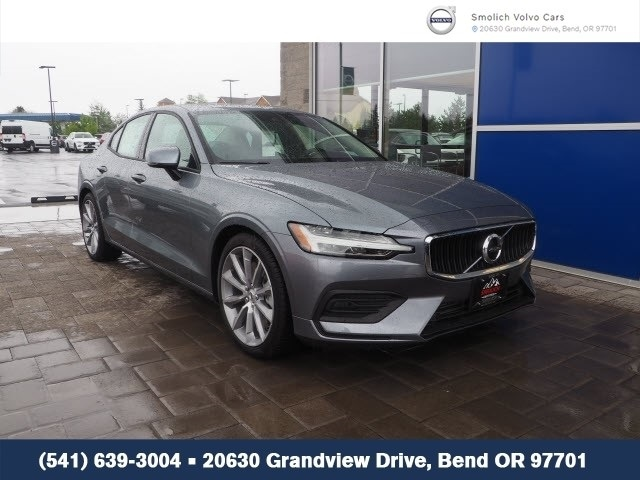 Featured new 2019 Volvo S60 T6 Momentum Sedan for sale in Bend, OR