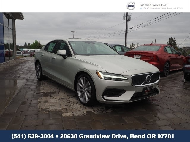 Featured new 2019 Volvo S60 T5 Momentum Sedan for sale in Bend, OR