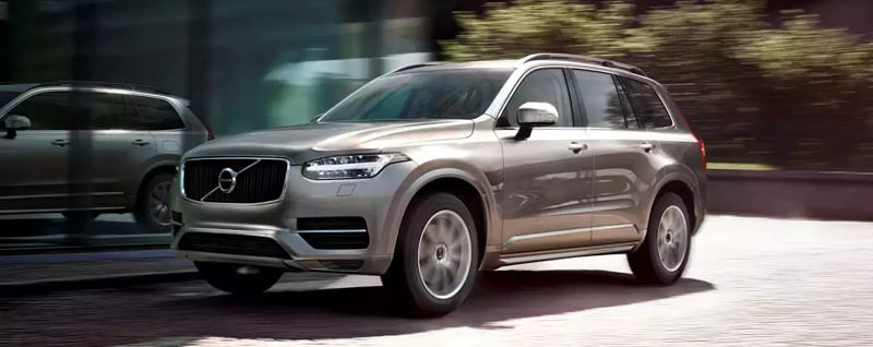 2018 Volvo Xc90 Vs Xc60 Comparison Review Bend Or