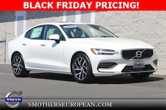 New Volvo models for sale 2019 Volvo S60 T6 Momentum Sedan Santa Rosa Bay Area