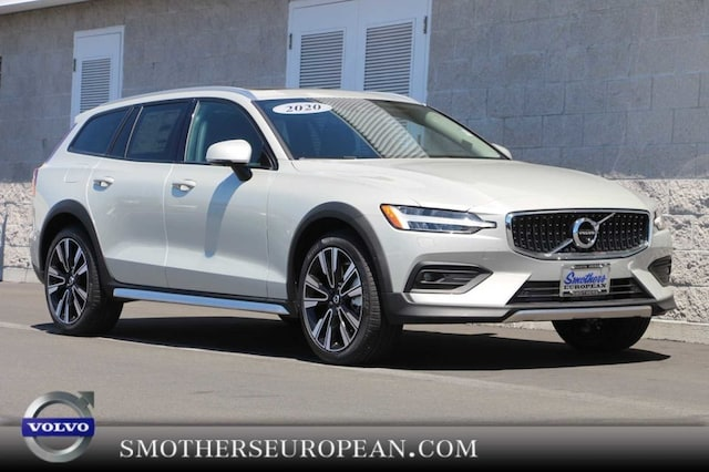 Volvo V60 Cross Country >> New 2020 Volvo V60 Cross Country For Sale At Smothers European Volvo Cars Vin Yv4102wk9l1030425